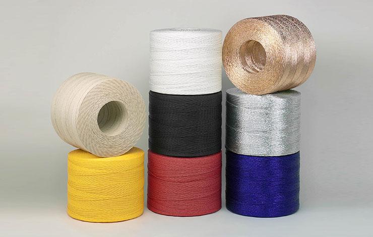 SEMAC - produttore corde di carta ritorta: corde in carta ritorta per maniglie di borse in carta