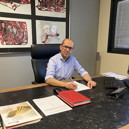 SEMAC - Massimo Casorati: amministratore, responsabile commerciale